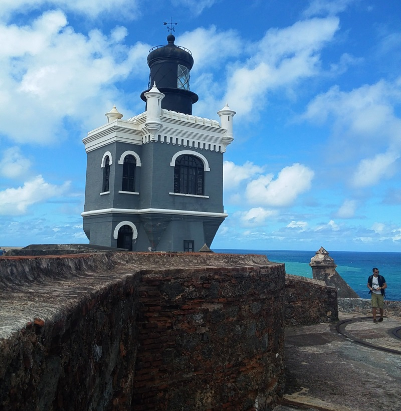 Castillo San Felipe Del Morro-122427