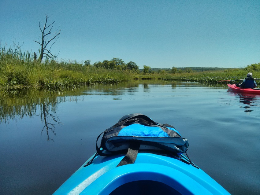Kayaking in Connecticut-114103