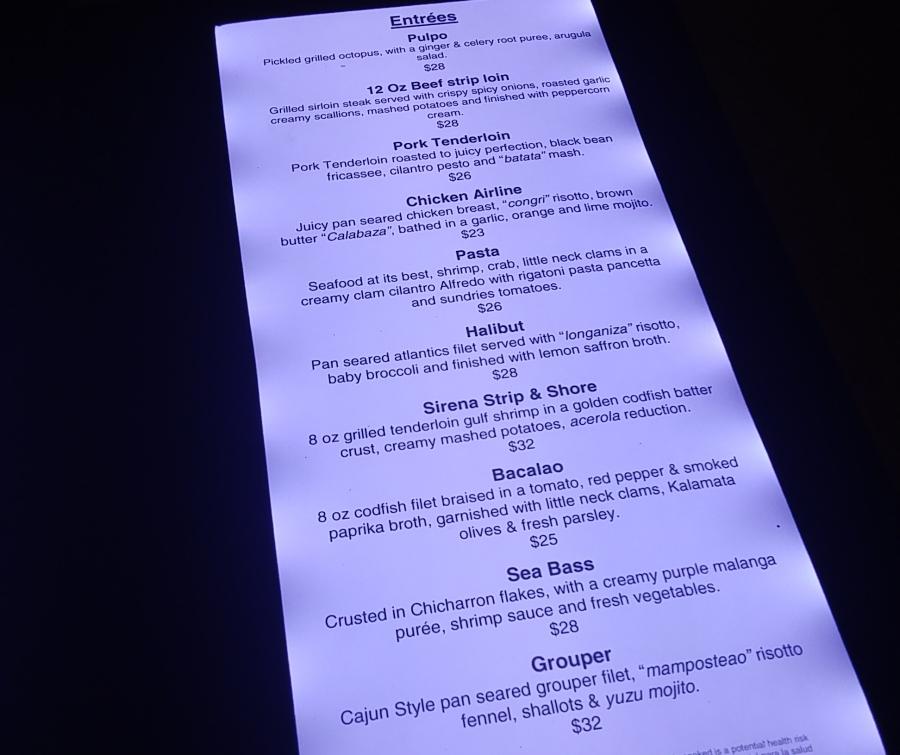 Sirena Oceanfront Restaurant-212403