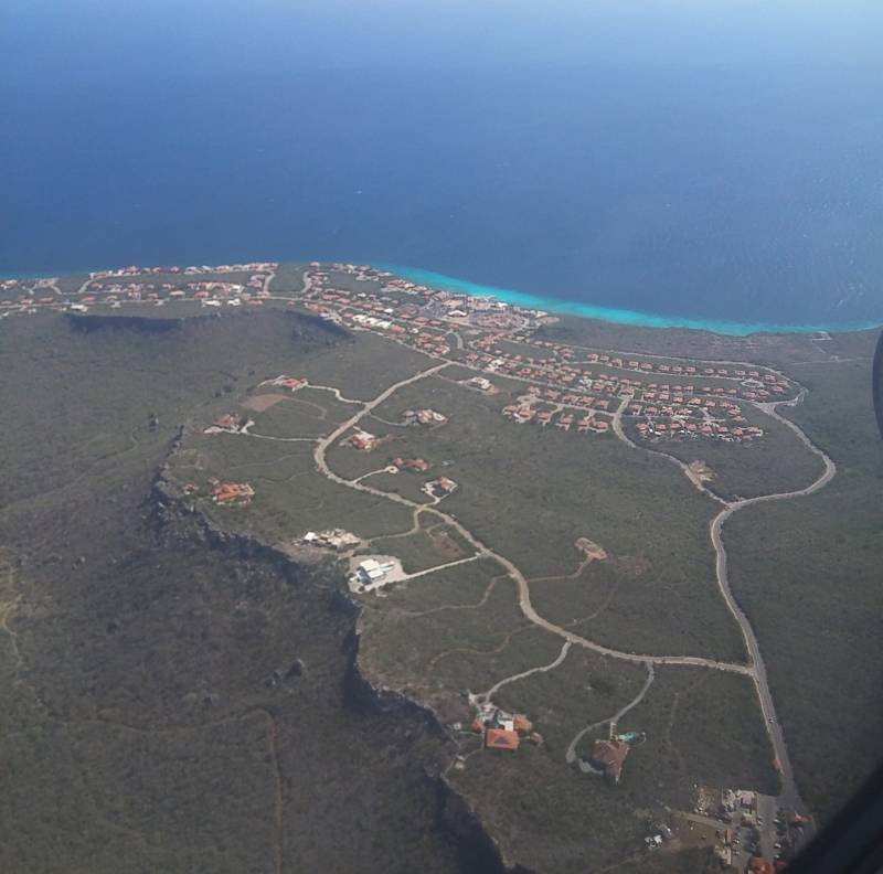 Curacao-August 2016-Flight from NYC-152834