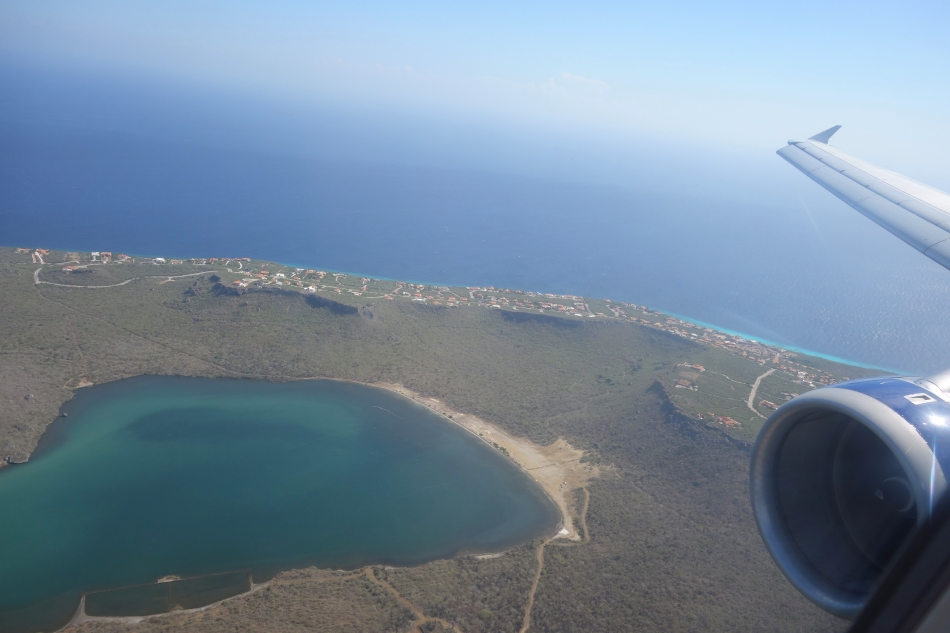 Curacao-August 2016-Flight from NYC-DSC03983