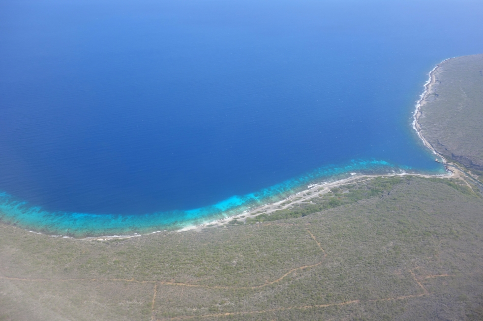 Curacao-August 2016-Flight from NYC-DSC03987