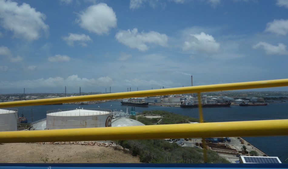 Queen Juliana Bridge-Curacao-DSC04876