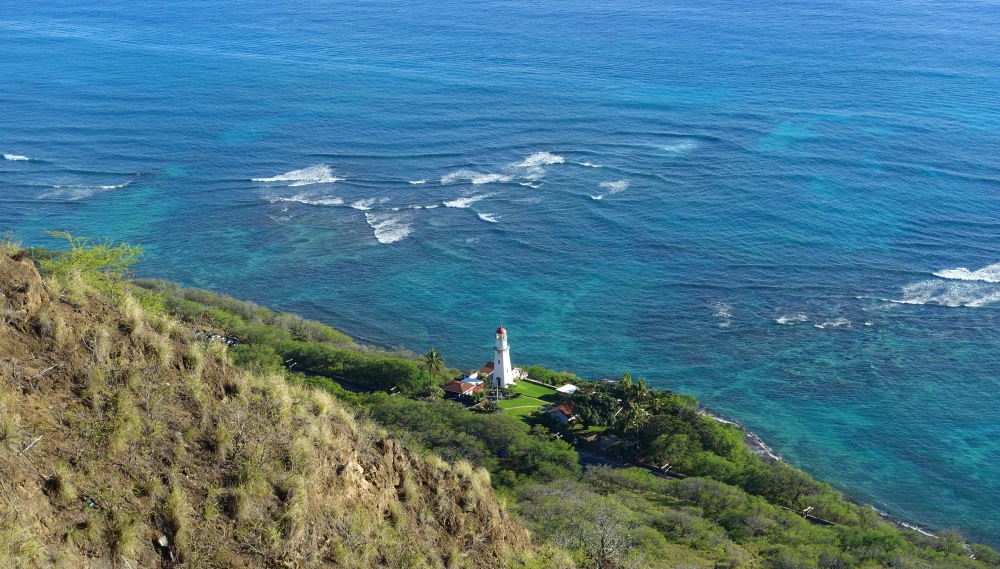 Diamond Head State Monument in Honolulu-DSC05960