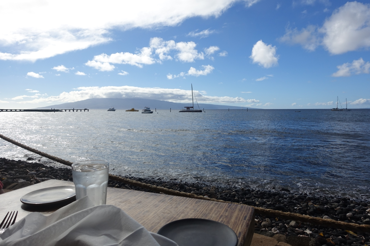 Honu Restaurant in Maui-DSC08020