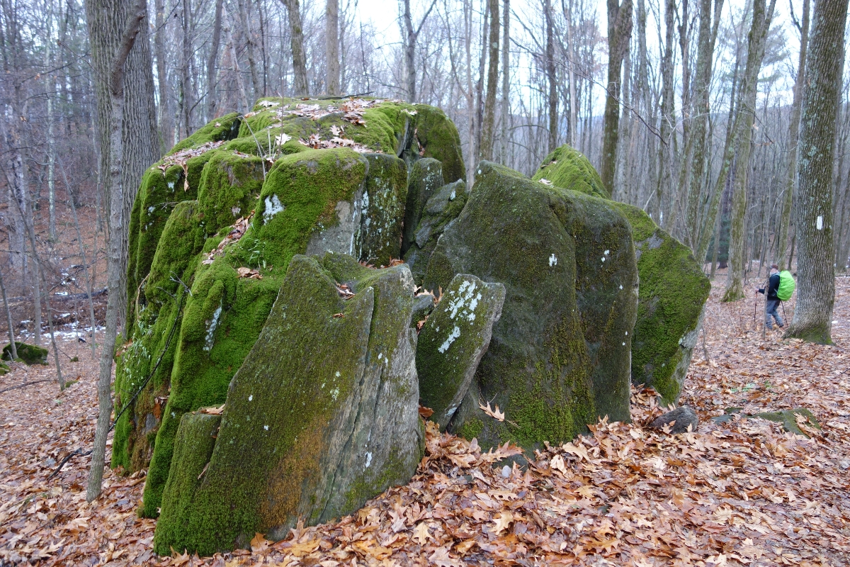 Lions Head Trail to Iron Bridge Hike-DSC04945