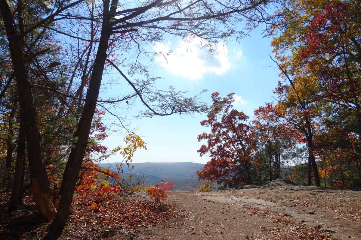 Steep Rock Trail Connecticut Fall 2016-DSC08298