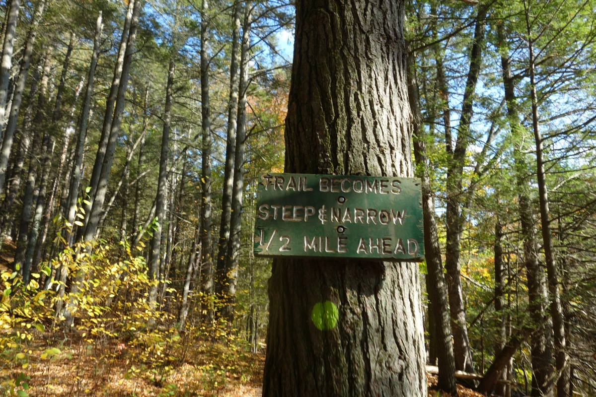 Steep Rock Trail Connecticut Fall 2016-DSC08564