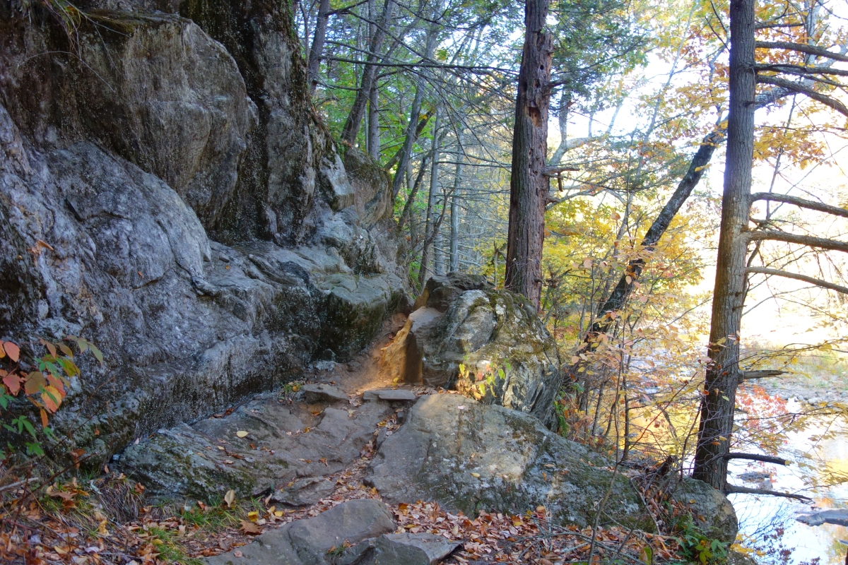 Steep Rock Trail Connecticut Fall 2016-DSC08587