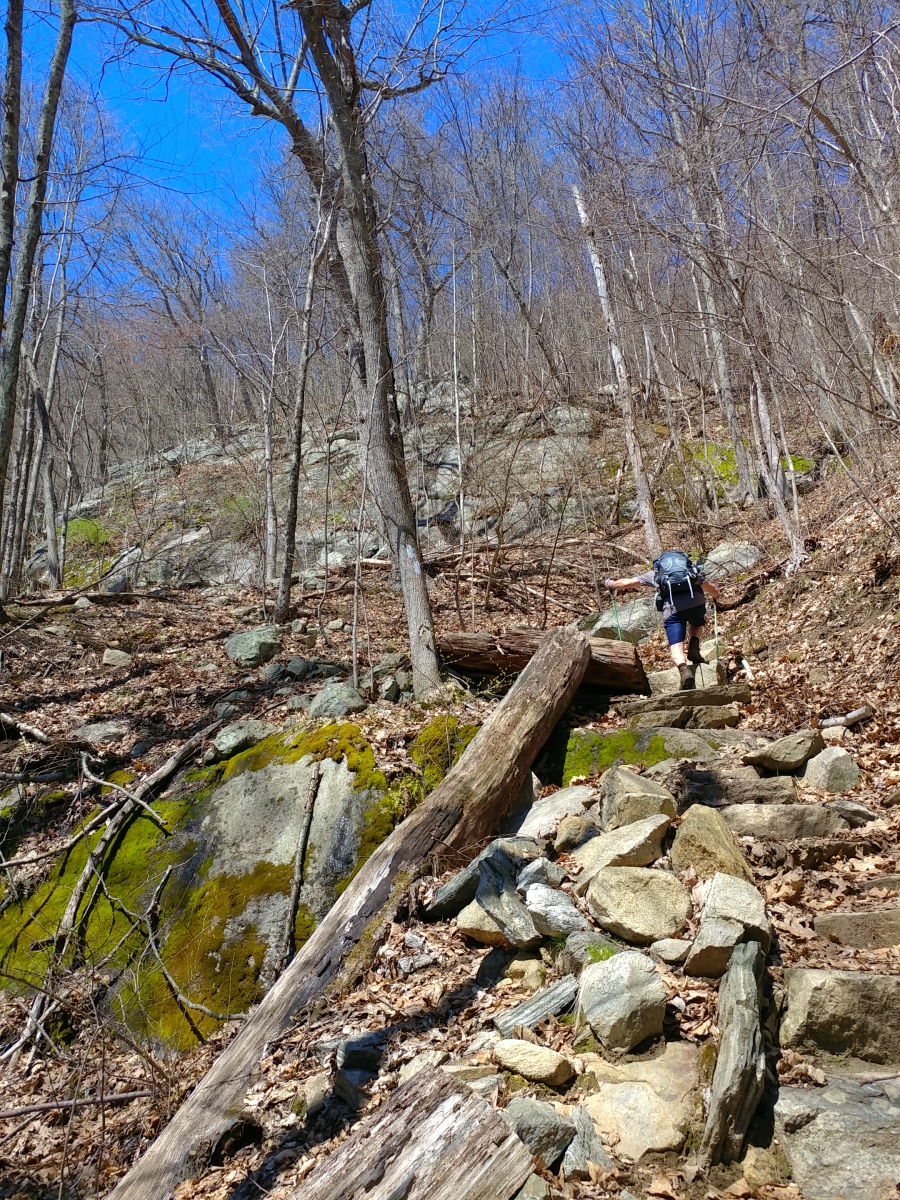 Hiking from River Road to 341112718