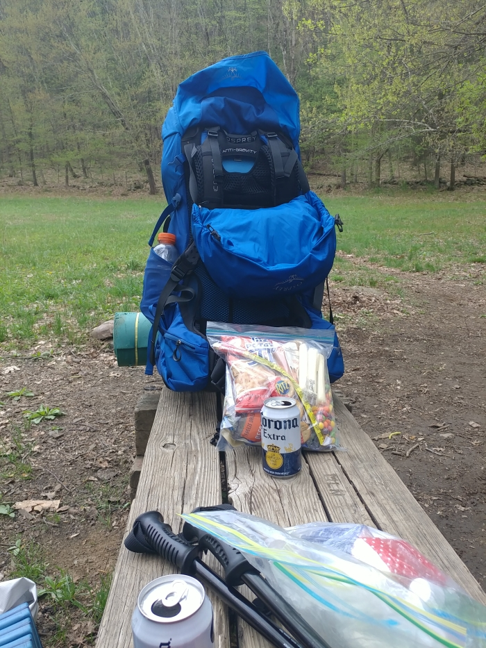 Appalachian Trail 341 to Hoyt Road_160901